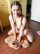 Girls Solo, Teen and Toys 2257 Adult Photo Set FRU P030