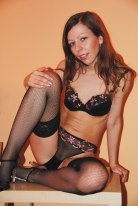 Chair, Freak, Girls Solo, On the floor and Sofa 2257 Adult Photo Set SPN P015