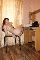 Brunette, Chair, Girls Solo, Mature and On the table 2257 Adult Photo Set AST P001