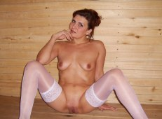 Girls Solo and Stockings 2257 Adult Photo Set SHS P014