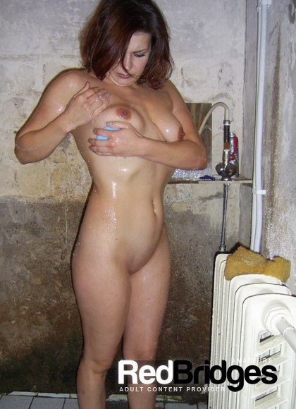 Girls Solo, Shaving and Shower 2257 Adult Photo Set SHS P015
