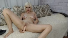Blonde, Dildo, Girls Solo, Masturbation, Mature and Sofa 2257 Adult HD Video Set TAB V002
